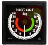 Аксиометр - прибор, определяющий положение пера руля относительно диаметральной плоскости судна.
