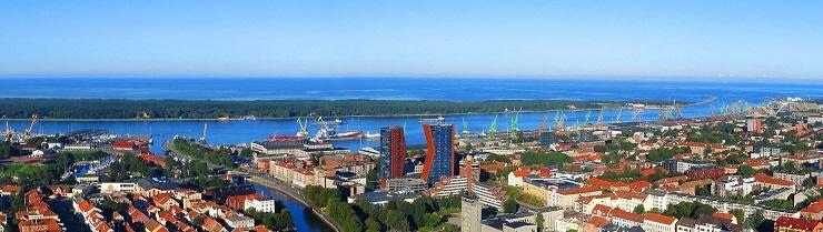 klaipeda Морские Администрации стран Балтии