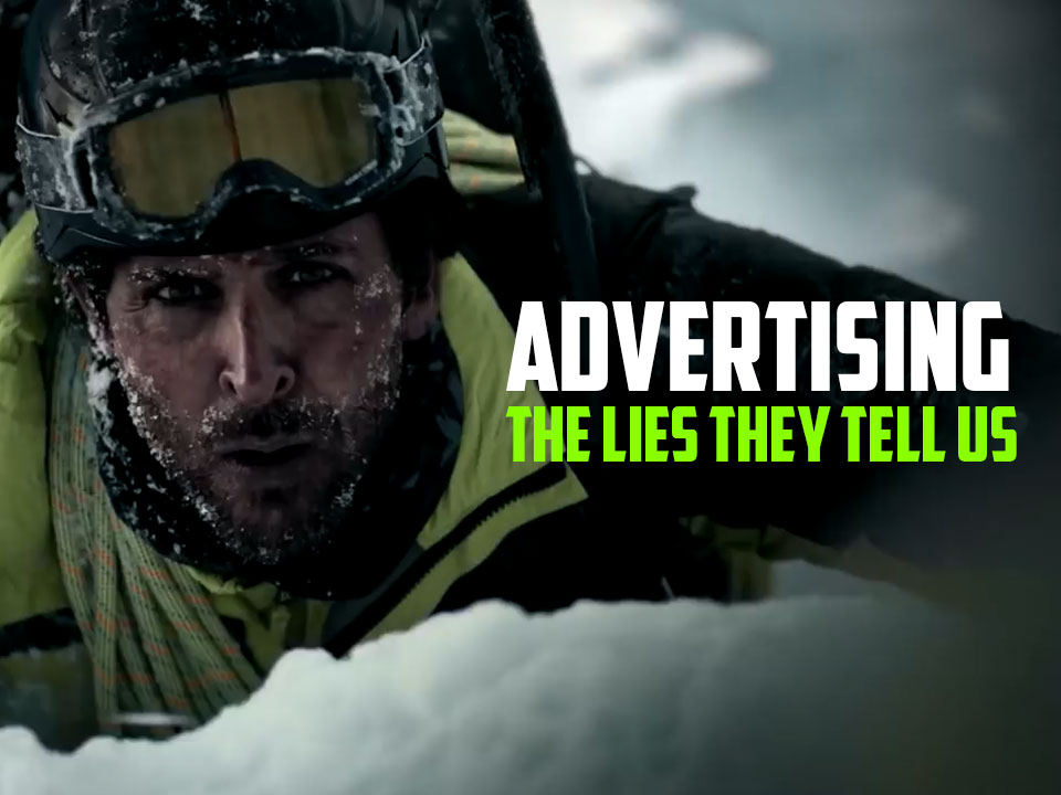 Advertising – the Lies they tell us: Mountain Dew