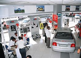 Maruti Suzuki Car Service in Thane