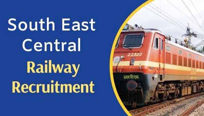 secr job 2021, railway job 2021 in chhattisgarh, navpradesh,