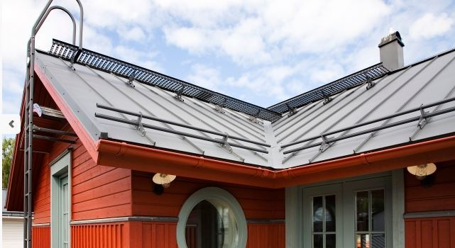 Как подготовить покрытие крыши к зиме
