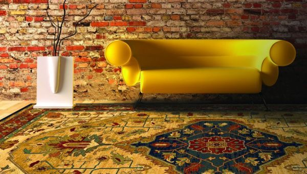Престижные натуральные ковры