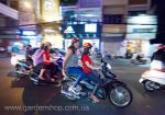 Мотоцикл как альтернатива общественному транспорту