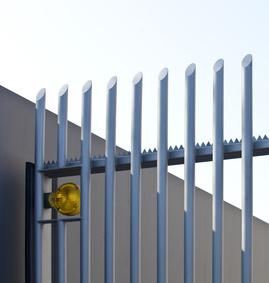 Виды въездных ворот