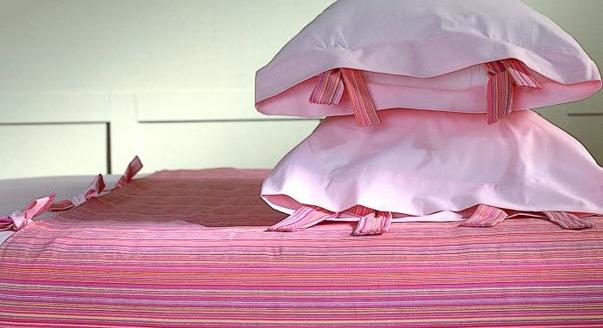 комплект двухспального постельного белья. фото