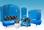 Особенности промышленых передвижных компрессоров