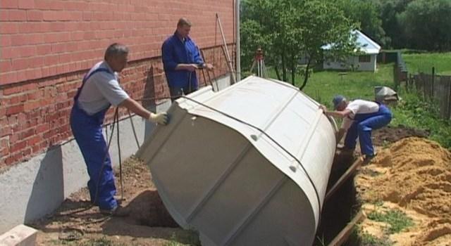 Надёжные очистные сооружения — поддержание нормальной экологической обстановки