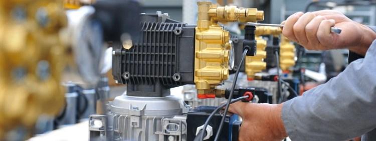 Ремонт компрессорных установок без отрыва от производства