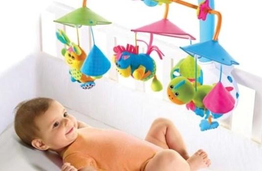 Игрушки для малышей — какие выбрать?