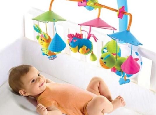 погремушки для новорожденных