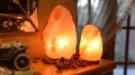 Соляний світильник — історія виникнення і корисні властивості