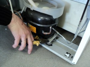 Поломка компрессора