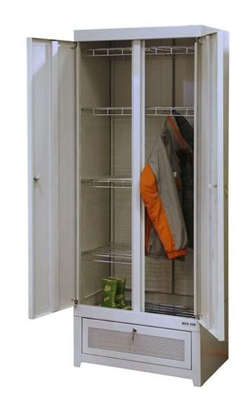 Применение металлических шкафов