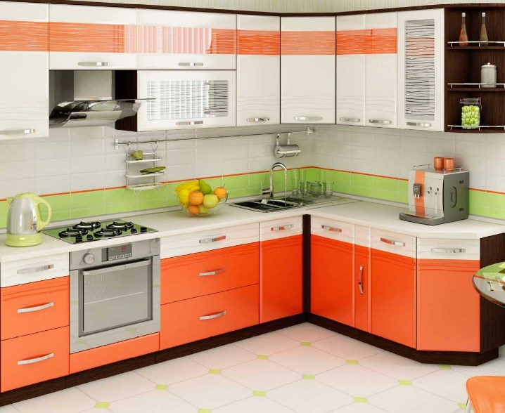 Преимущества кухонной мебели, изготовленной на заказ