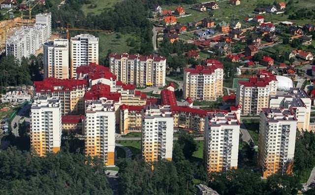 «ОМОКСА» – жилой комплекс «Чайка»