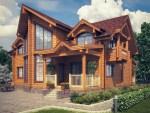 Строительство деревянных домов — брус или бревно? Что выбрать?
