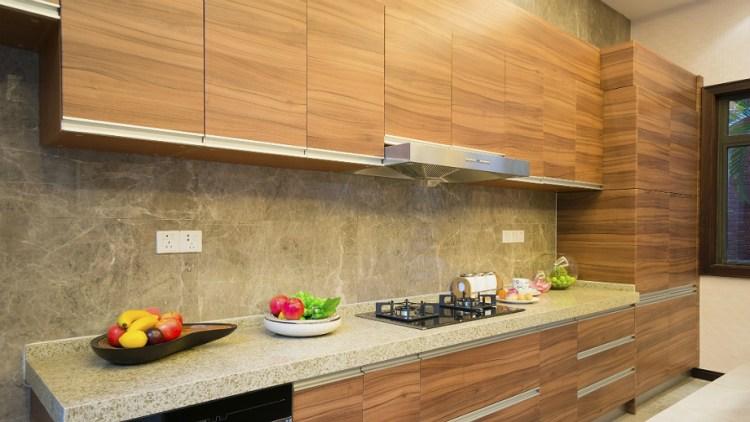 каменная плитка для кухни фото