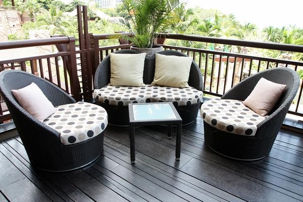 Плетеная мебель из ротанга
