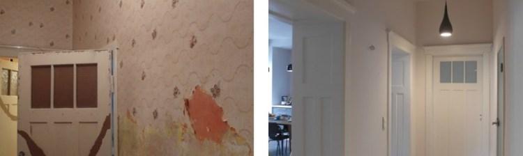 Реставрация дверей заключается не только в покраски крыла.