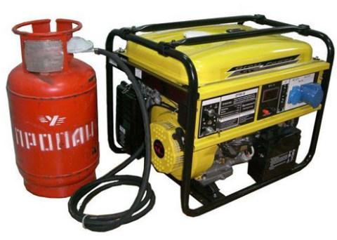 Качественные газовые генераторы известных производителей