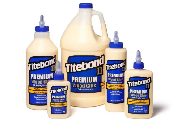 клей столярный Titebond II Premium