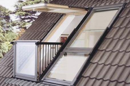 Как выбрать и установить мансардное окно. Советы