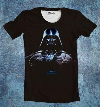 футболка с Дарт Вейдером