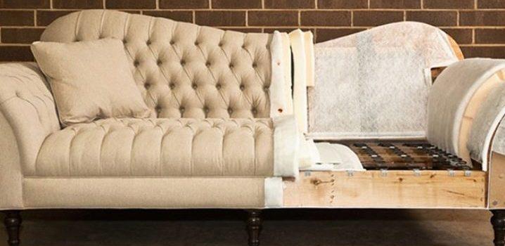 Ремонт и обивка мягкой мебели, перетяжка диванов