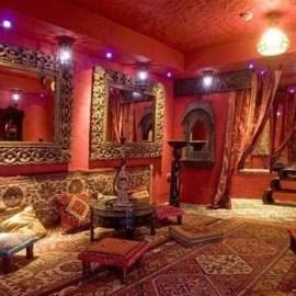 Интерьер в марокканском стиле : восточная яркость и самобытная экзотика