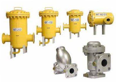 Фильтры для газа