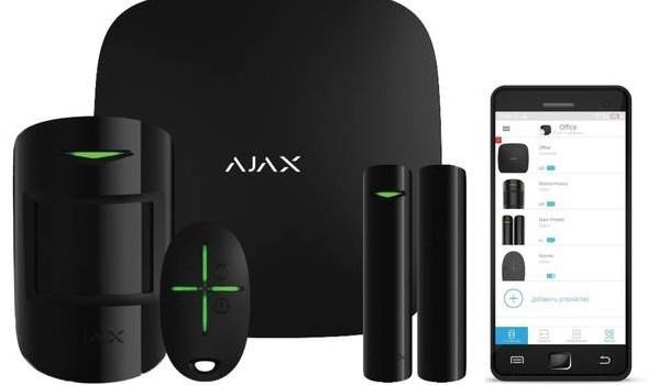 Ajax сигнализации