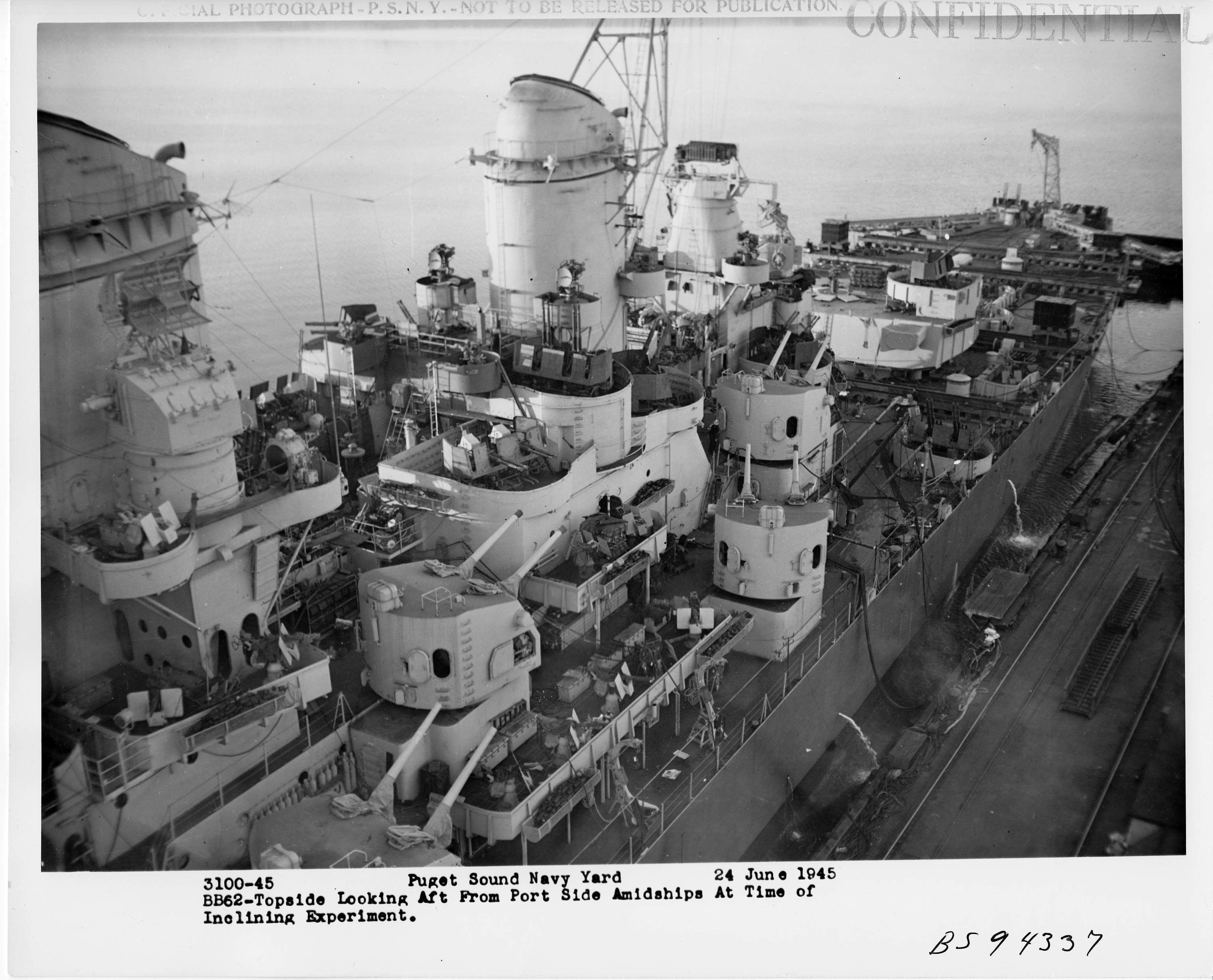 The Ship Model Forum A View Topic Calling All Uss Iowa Class Fans