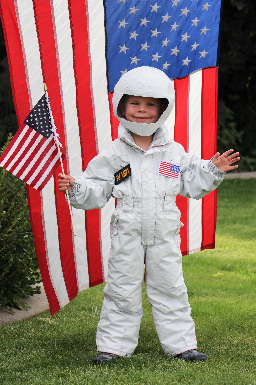 Diy Astronaut Costume Navy Berlin