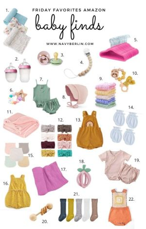 Amazon baby girl finds, newborn baby outfits, new baby clothing off amazon