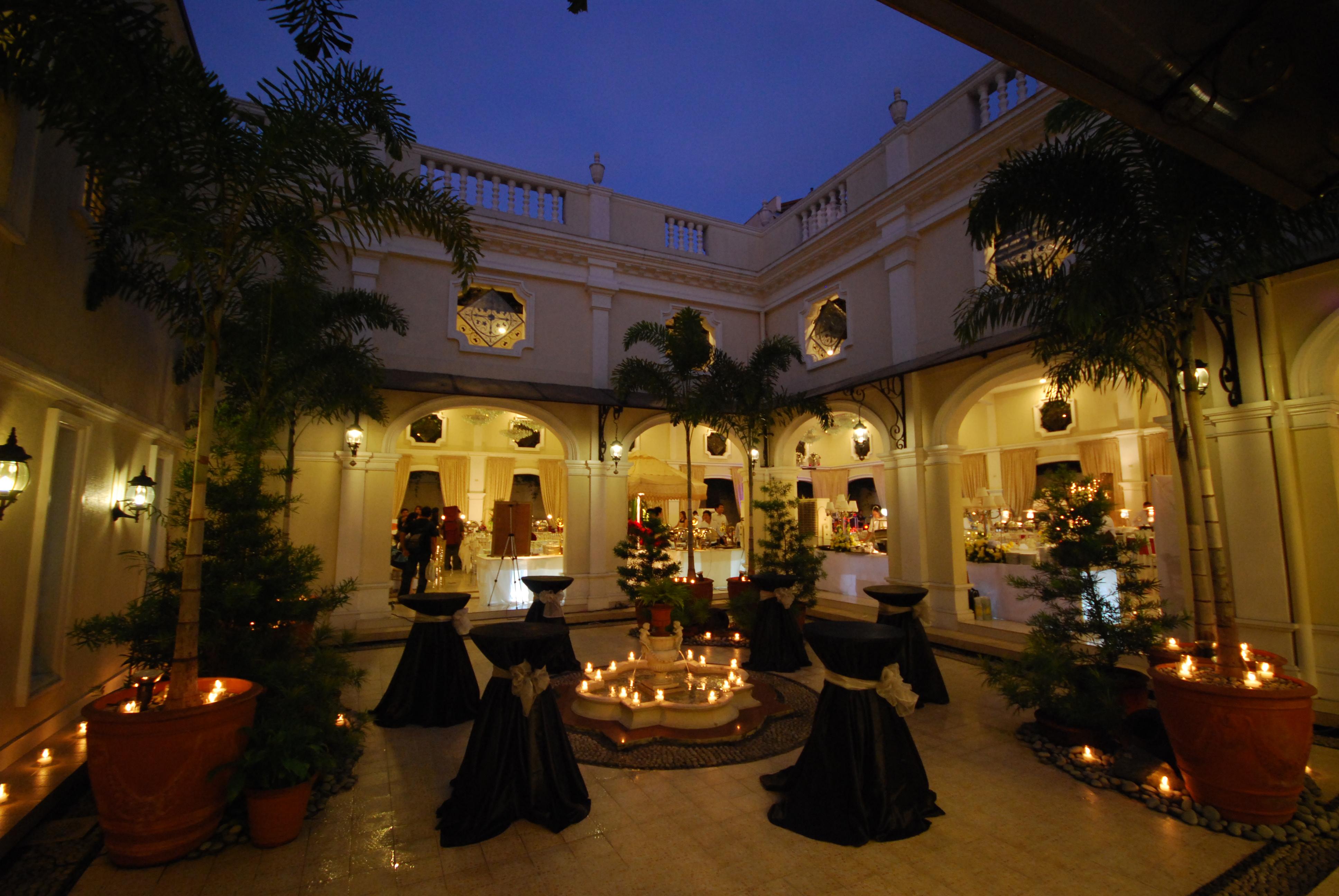 Garden Wedding Venues In Intramuros Manila Garden Ftempo