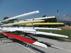 Σκάφη που θα χρησιμοποιηθούν στους αυριανούς αγώνες