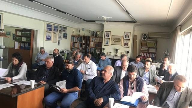 Το Σάββατο η Τακτική Γενική Συνέλευση της Κωπηλατικής Ομοσπονδίας