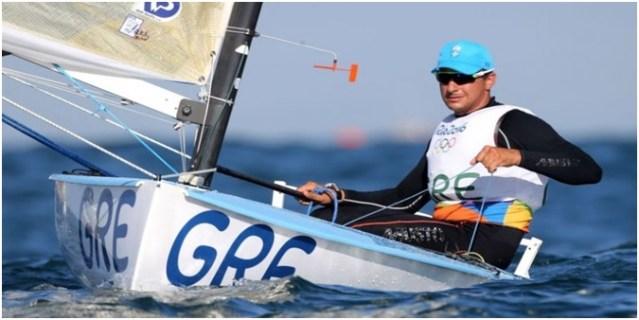 """""""Χάλκινος"""" ο Μιτάκης στο Παγκόσμιο  """"Finn"""" στην Enoshima- Θεωρείται από τα φαβορί για μετάλλιο στους Ολυμπιακούς Αγώνες"""