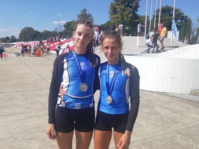 Ανακοίνωση του Ν.Ο.Γιαννιτσών για τις επιτυχίες τις Ευαγγελίας Φράγκου στο Βαλκανικό Πρωτάθλημα Κωπηλασίας