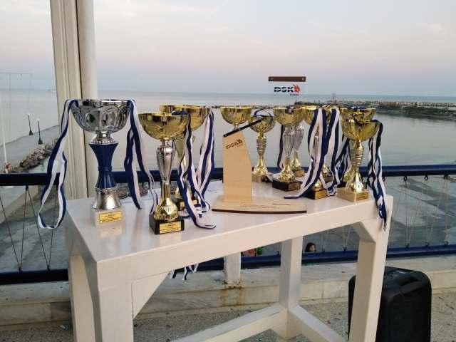 Ολοκληρώθηκαν με επιτυχία από τον Ν.Ο.Κατ. οι Ιστιοπλοϊκοί Αγώνες «Κύπελλο Όλυμπος 2019-Κολλάρος Ελευθέριος»