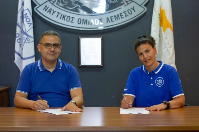 Επιστροφή στις προπονήσεις για το τμήμα Ιστιοπλοΐας του Ναυτικού Ομίλου Λεμεσού