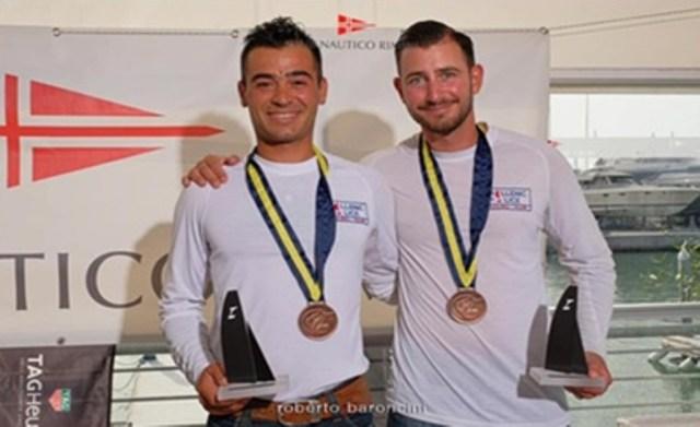 Ασημένιο μετάλλιο στο Ευρωπαϊκό Πρωτάθλημα Tornado κατέκτησαν οι Ν. Μαύρος – Π. Αϊδινίδης