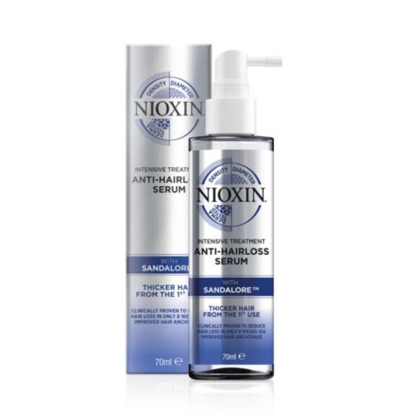 NIOXIN anti hair loss serum intensiivne hooldustoode juuste väljalangemisvastane