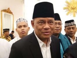 Jenderal (Purnawirawan)Gatot Nurmantyo