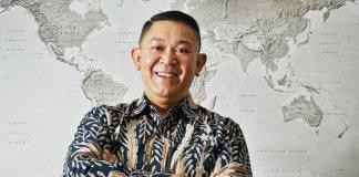 Ketua Umum Asosiasi Logistik dan Forwarder Indonesia (ALFI) Yukki Nugrahawan Hanafi.