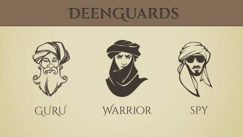 DeenQuest-DeenGuards