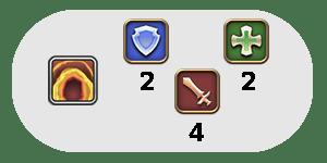 Icone - Raid 8 joueurs