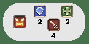 Icone - Défis 8 joueurs