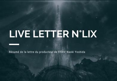 Illustration - Live Letter n°59